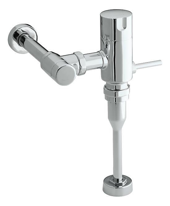 Manual Siphon Jet Urinal Valve 1.0 Gpf