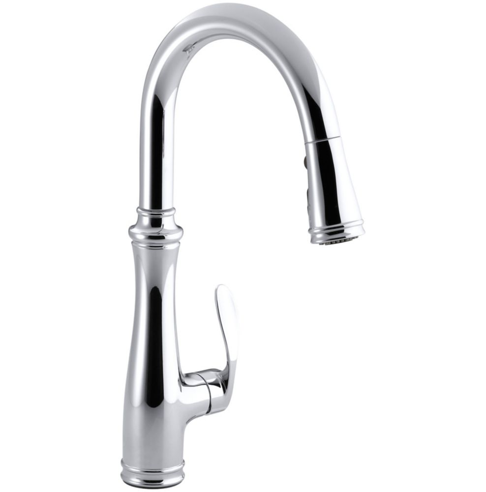 900 series pulldown kitchen faucet in chrome 67070 3201