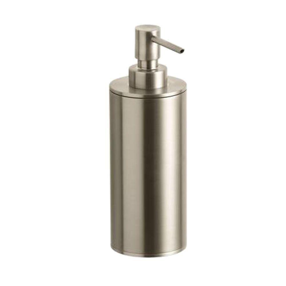 KOHLER Purist Countertop Soap Dispenser