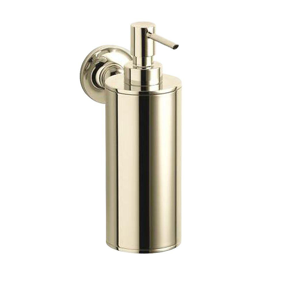 Purist Wall-Mount Soap Dispenser