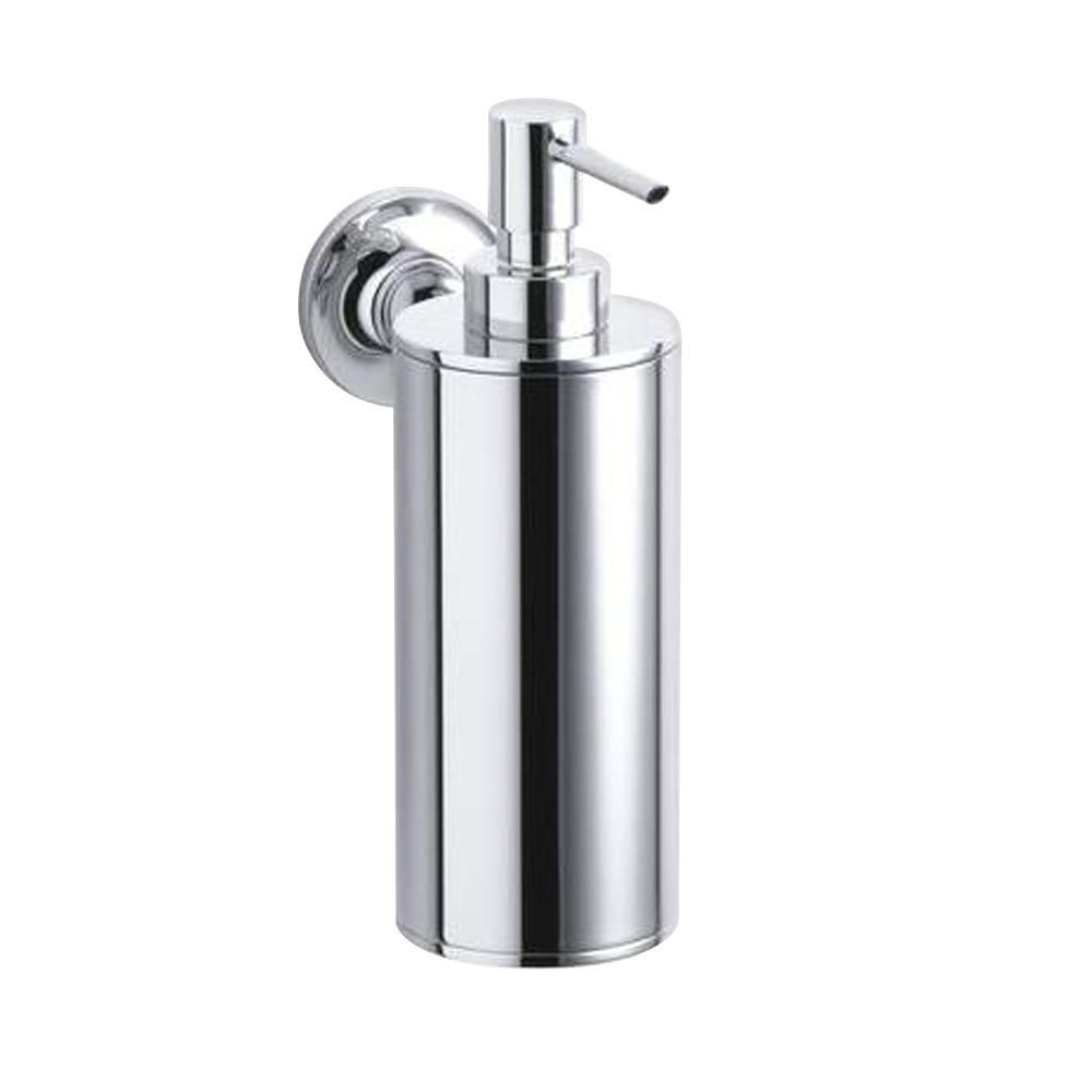 Purist Wallmount Soap Dispenser