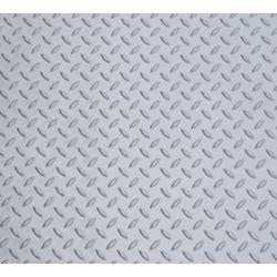 Diamond Deck 5 Feet x 6 Feet Metallic Silver Pet Pad / ATV Mat