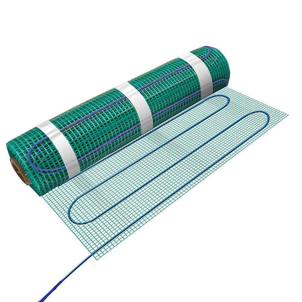 Tempzone Roll Twin 240V 3 ft. x 52 ft. , 156 sq.ft.