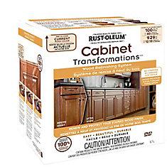 Système de remise à neuf du bois Cabinet Transformations