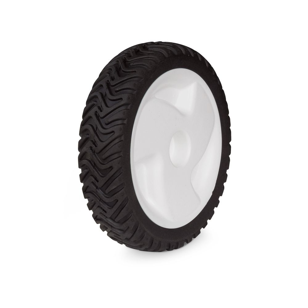 8 Inch Replacement Wheel, Free/Non-Drive Wheel