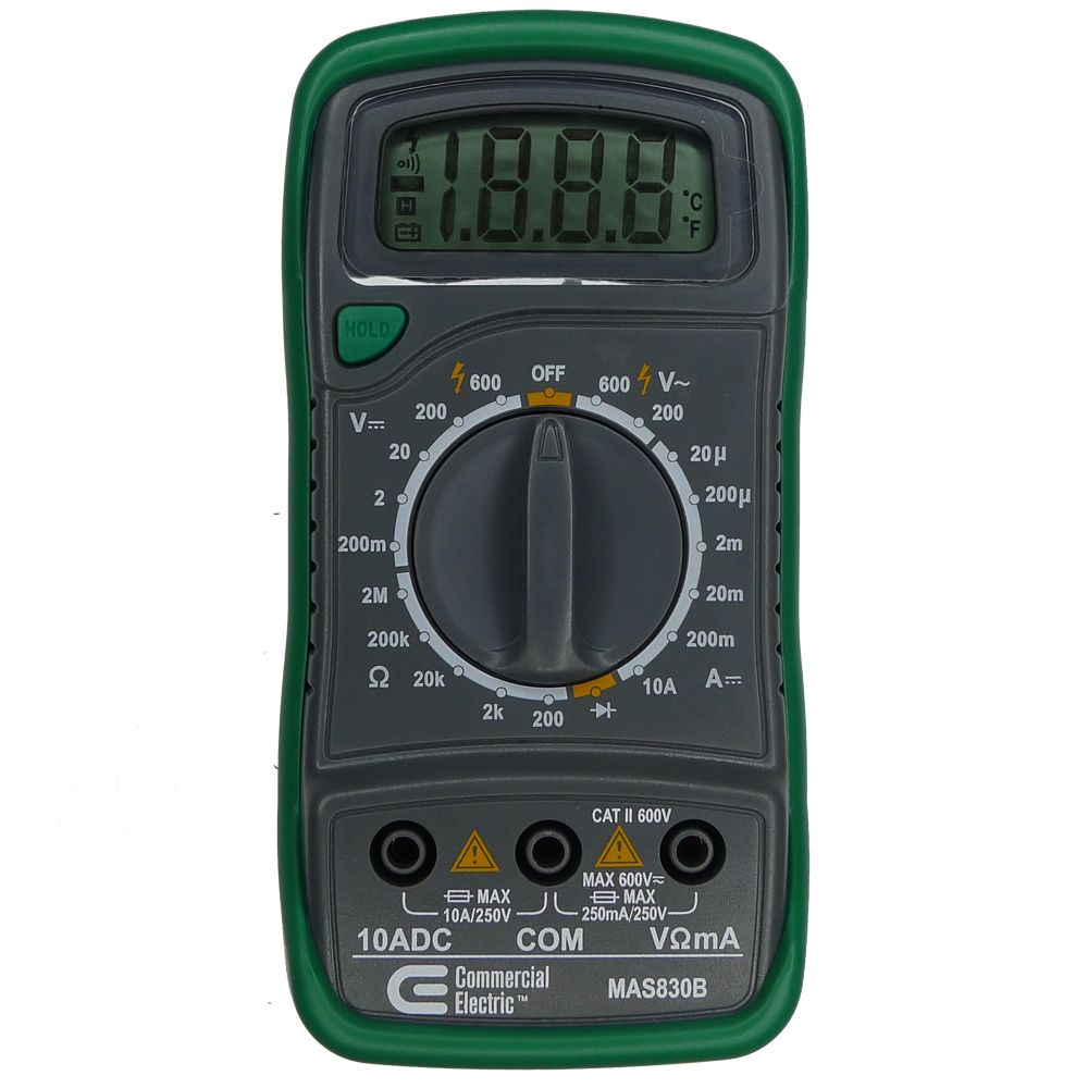 Multimeter For Home : Electrical tools canada discount canadahardwaredepot