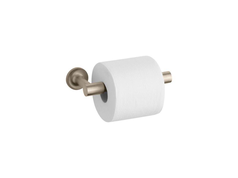 KOHLER Purist Toilet Paper Holder