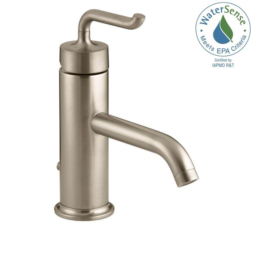 Purist Single-Control Bathroom Faucet