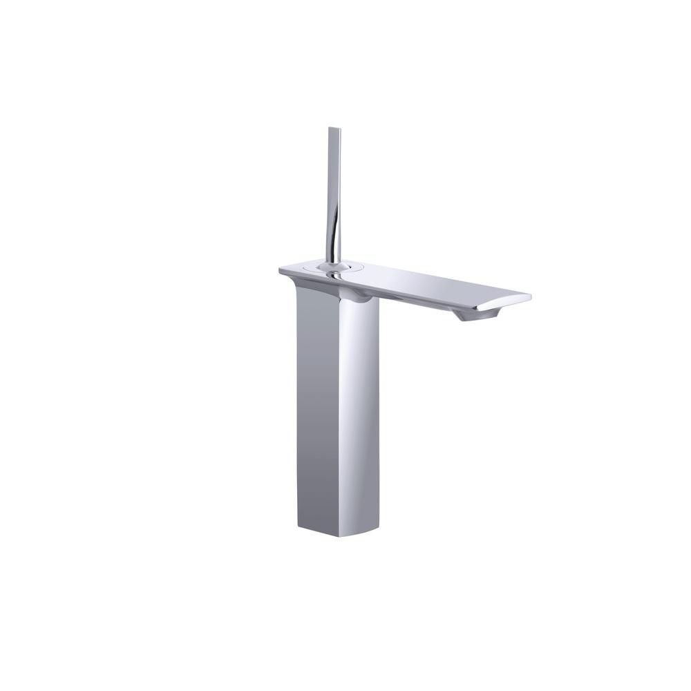Stance Single-Control Tall Bathroom Faucet