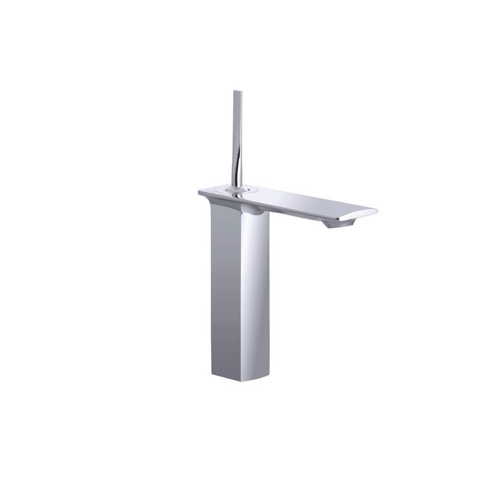 kohler robinet lavabo haut cu stance home depot canada. Black Bedroom Furniture Sets. Home Design Ideas