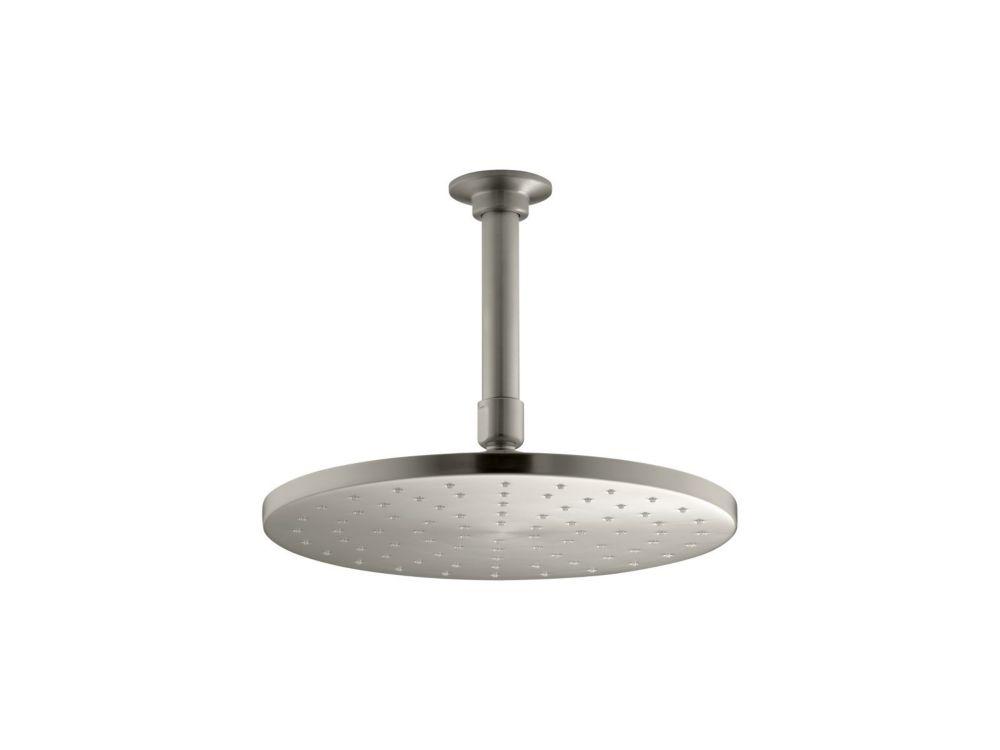 10 Contemporary Round Rain Showerhead K-13689-BN in Canada