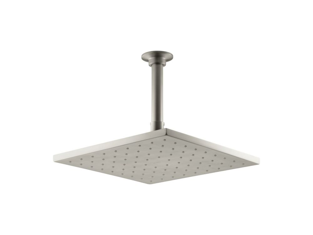 Rainhead 10 Contemporary Square Rain Showerhead
