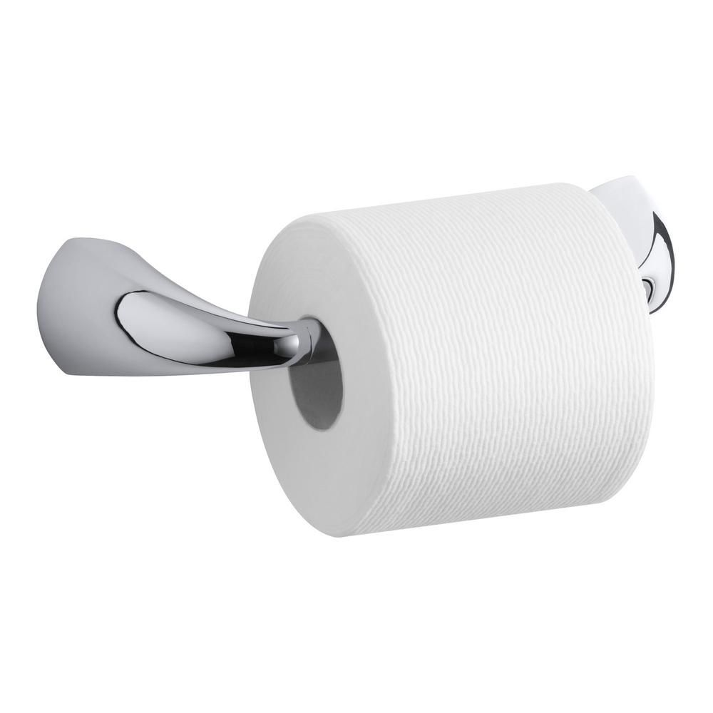 Alteo Toilet Paper Holder K-37054-CP Canada Discount