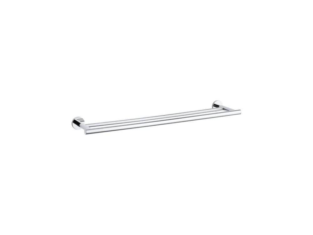 Stillness Double Towel Bar