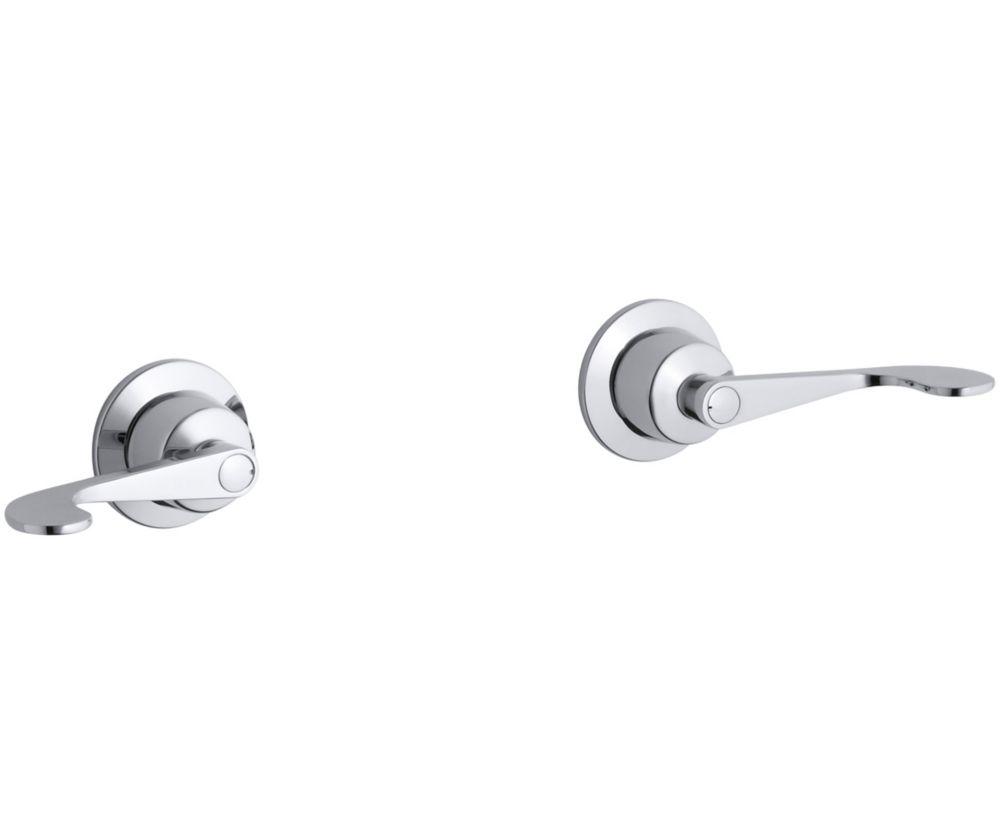 Triton 2-Handle W-M B&S Valve/Wrist