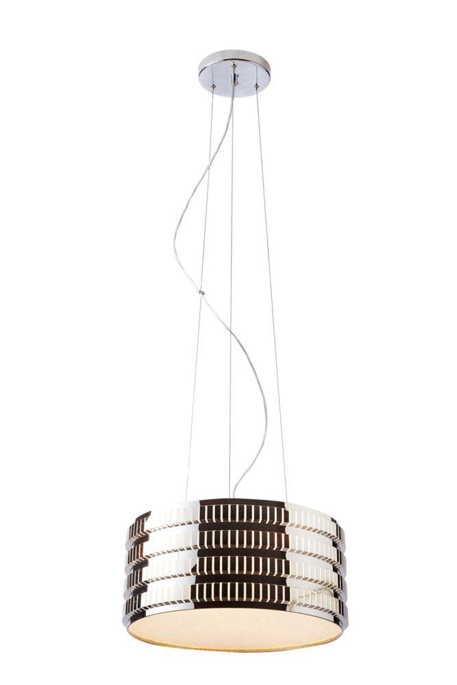 16 Inch Diameter Stainless Steel Pendant