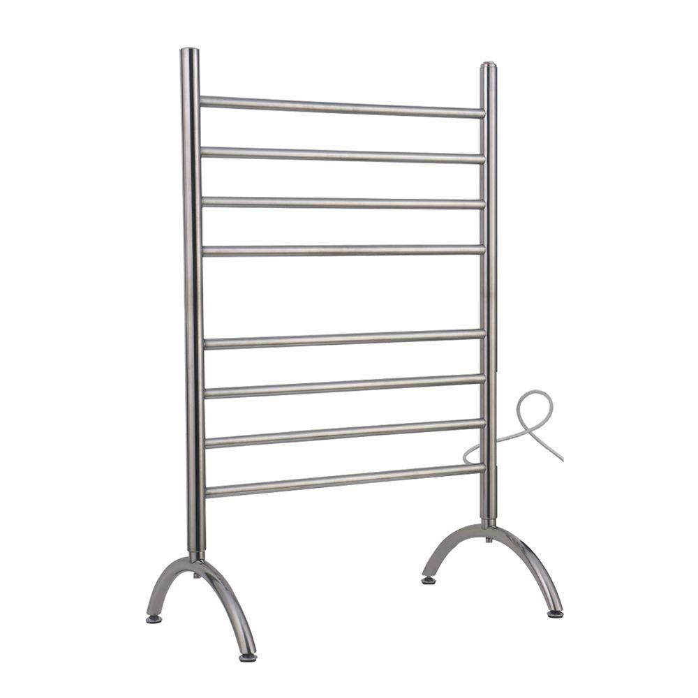 WarmlyYours Barcelona Stand Alone Towel Warmer