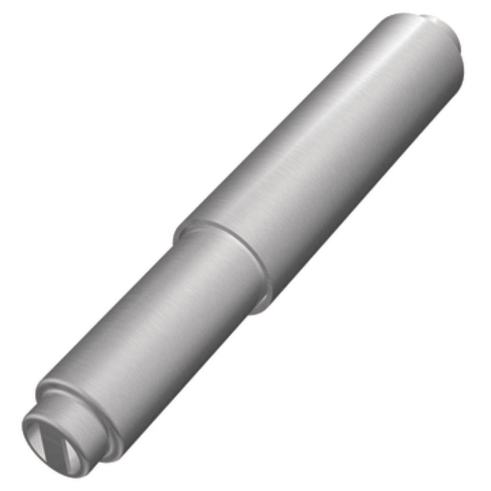 Moen Mason Double Post Toilet Paper Holder Roller in Brushed Chrome