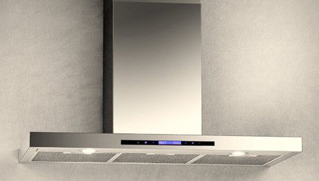 30-inch, 500 CFM European Style Wall-Mount Range Hood in Stainless Steel