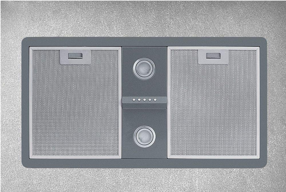 Arda Hotte Encastrable - Acier Inoxydable, 500 CFM, 28 po
