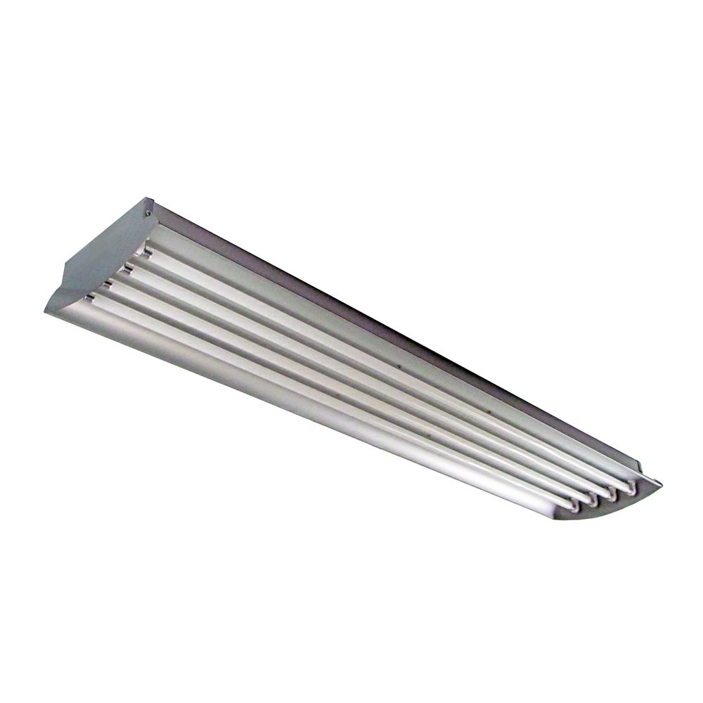 T8 High Bay Fluorescent Light Fixture: High Bay Indoor Fluorescent Lighting In Canada