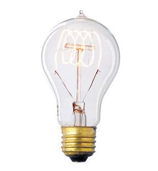 L'ampoule Nostalgic de 40 watts de style époque