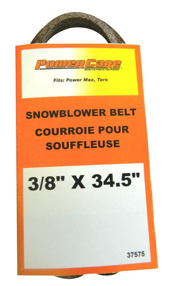 Snowblower Belt - Fits Power Max 6000: 726, 826, 828, 1028 OXE, LE, OE, LXE