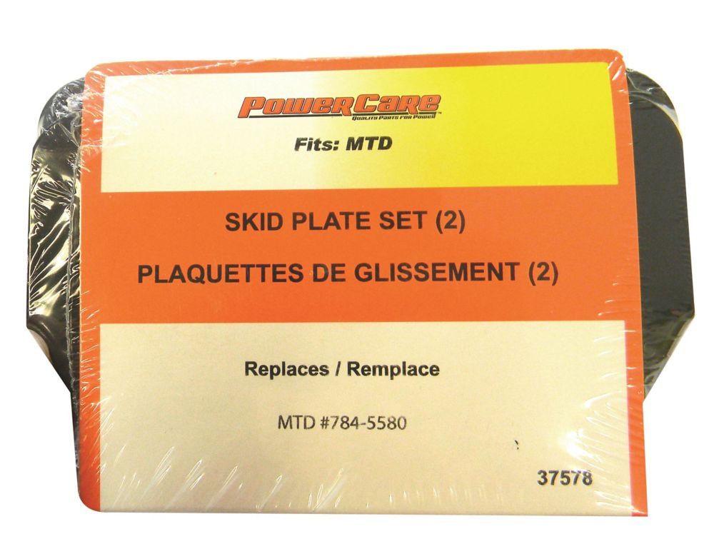 Skid Plates - Fit All Two Stage Units