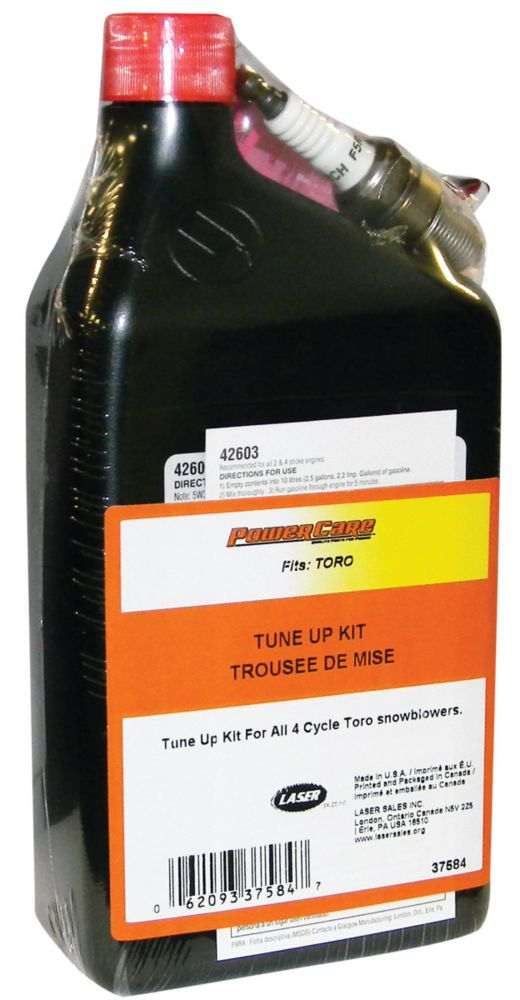 Tune Up Kit for All 4 Cycle Toro Snowblowers