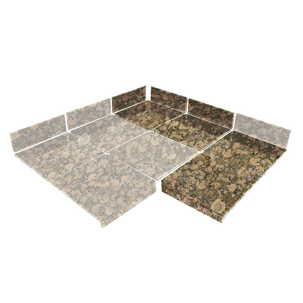 Topstone Modular Kitchen Tile Countertop Systems