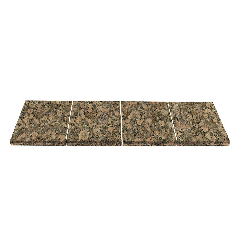 Giallo Fiorito Modular Kitchen Tile Kit C