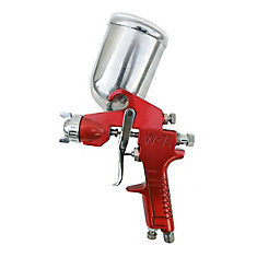 SP-352 Gravity Feed Spray Gun with Aluminum Swivel cup