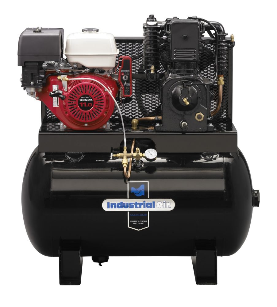 50 Gallon Gas Powered Air Compressor