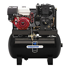 50 Gallon Gas Powered Air Compressor