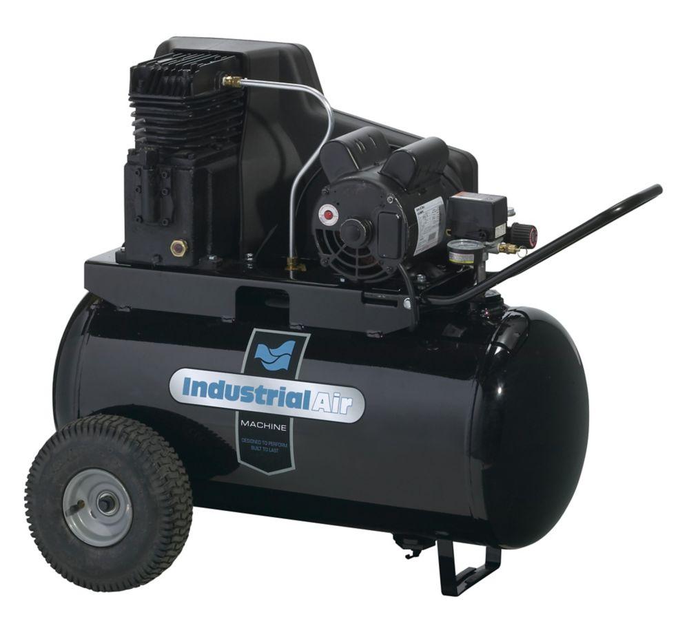 Compresseur dair électrique, portable � 75,7 litres