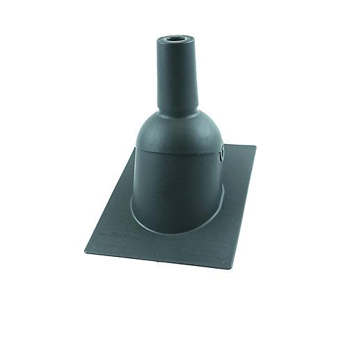 Perma-Boot 312 1.5 Gris Nouveau toit / tuyau de ventilation de clignotant reroof