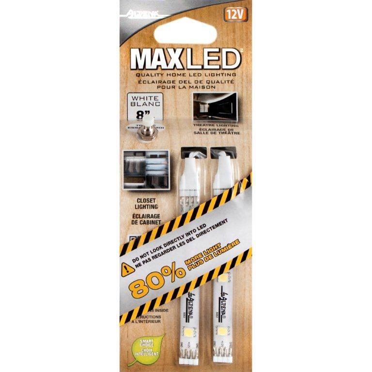 Bande Flexible MaxLED de 8po