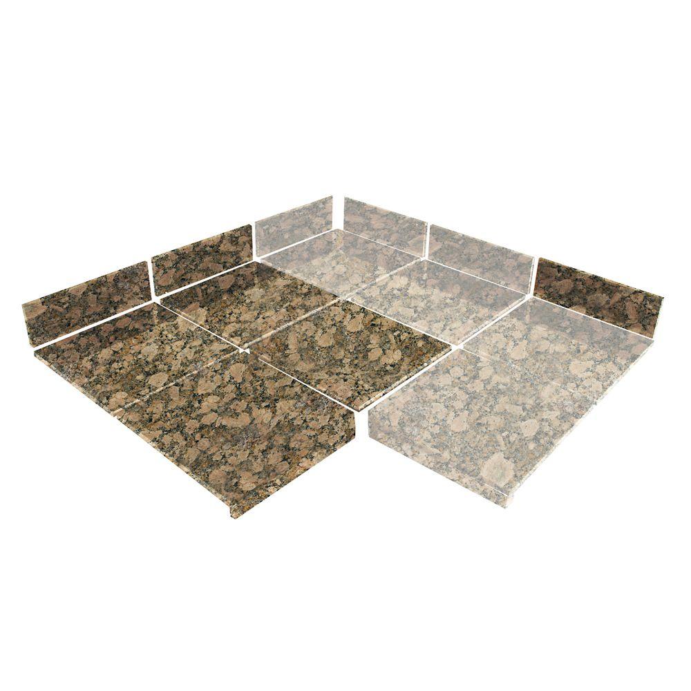Granite Countertop Prices Home Depot Canada : ... Fiorito Modular Kitchen Tile 90 Degree Box A The Home Depot Canada