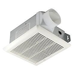 Hampton Bay Ventilateur de plafond pour salle de bains 70 PCM.