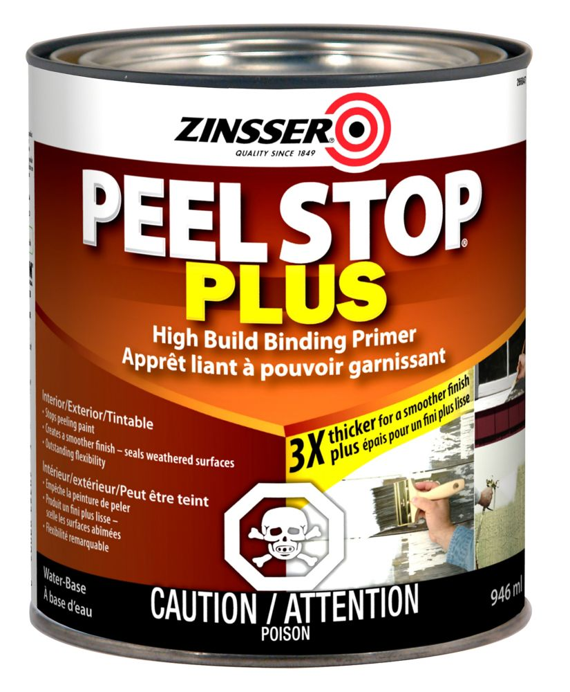 Zinsser Peel Stop Plus