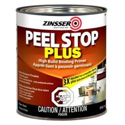 Zinsser Peel Stop Plus<sup>®</sup> Apprêt Liant À Pouvoir Garnissant
