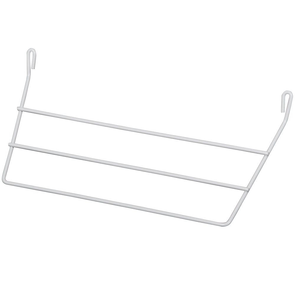 Porte-serviette pour porte blanc, emballage simple