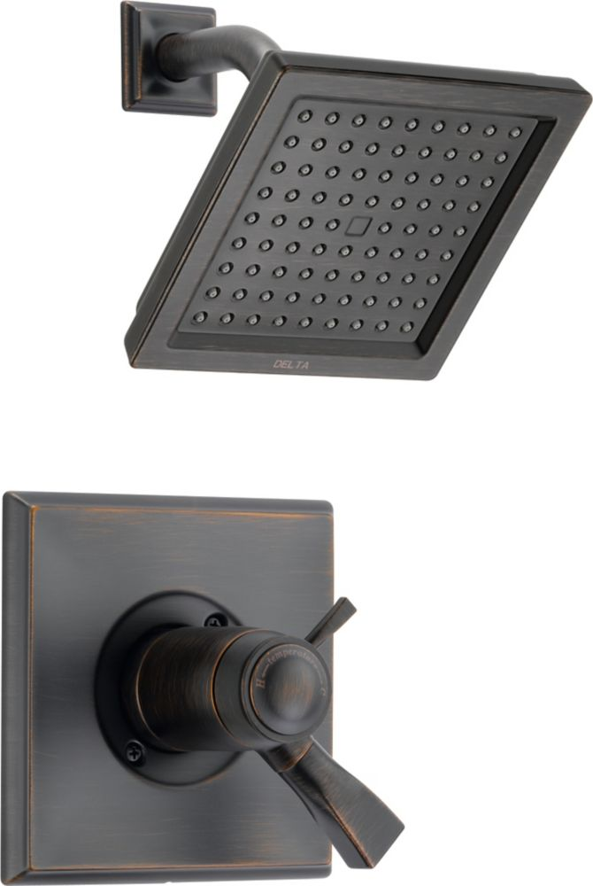 Dryden 1-Handle Shower Only in Venetian Bronze (Valve not included) T17T251-RB Canada Discount