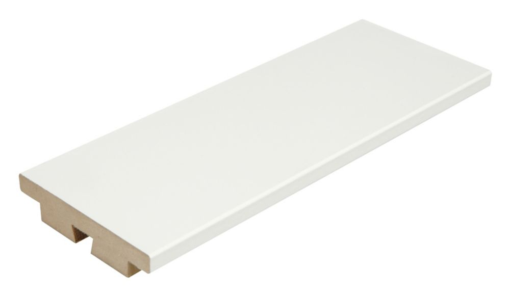 Main Crossbar White