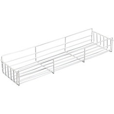 White Side-Mount Pantry Basket - 5 Inches Wide