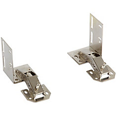 Euro Sink Front Tray Hinges