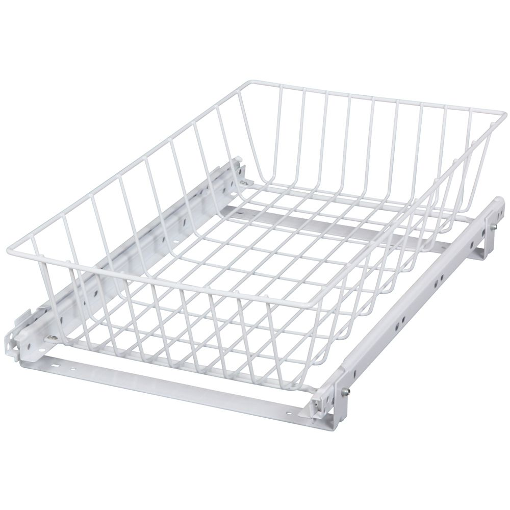 Knape & Vogt Multi-Use Basket - 15.125 Inches Wide