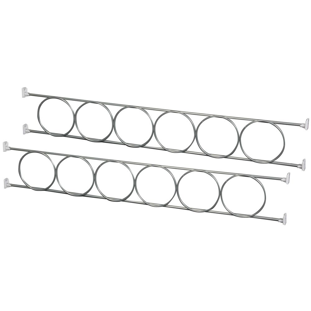 Wine Rack - 29.625 Inches Wide