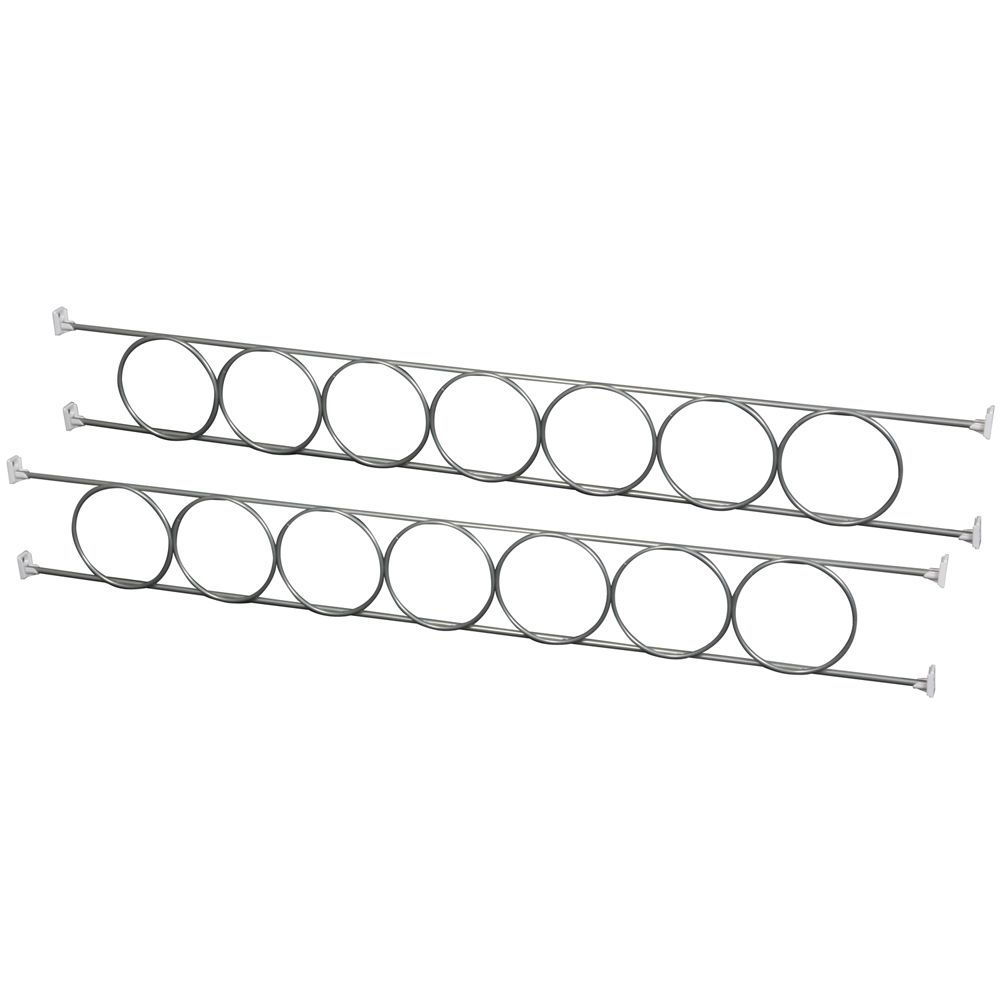 Wine Rack - 35.625 Inches Wide