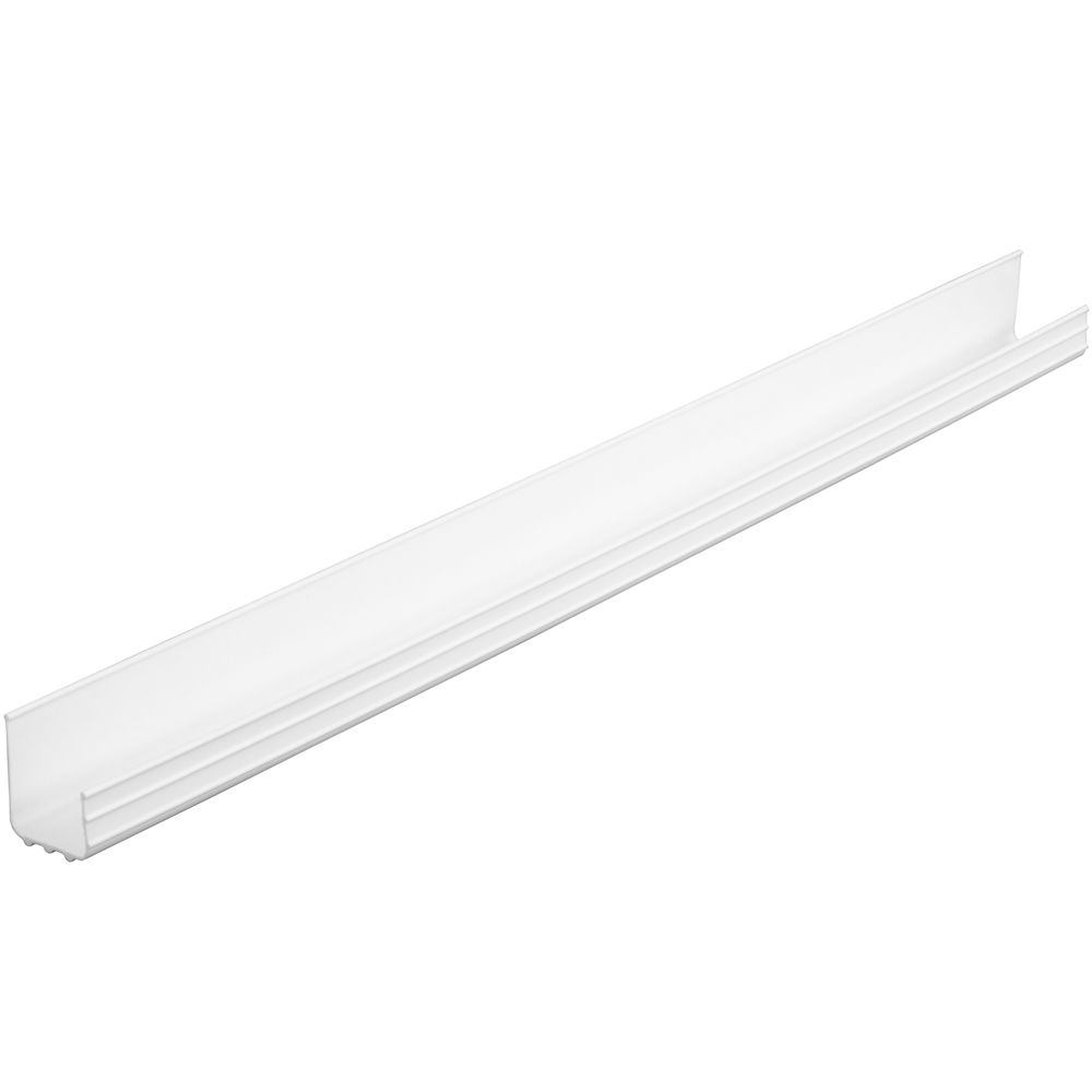Extruded Sink Front Tray - 33.75 Inches Wide